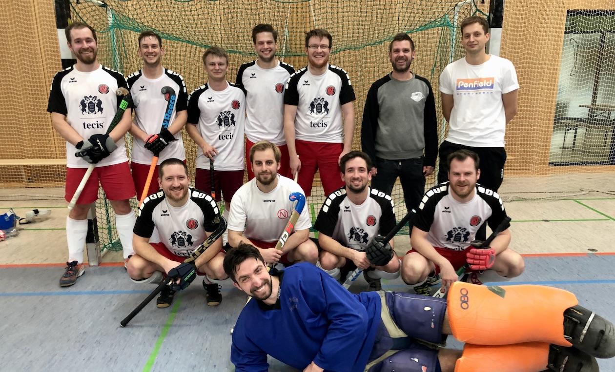Herren Neukölln Hockey Halle 2019